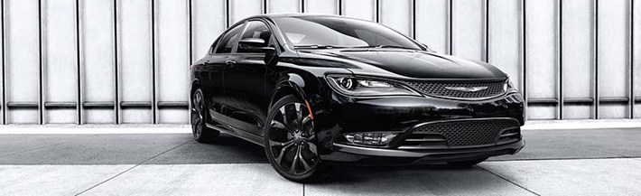 all-new 2015 Chrysler 200 has been completely redesigned and features a slim, horizontal-oriented grille