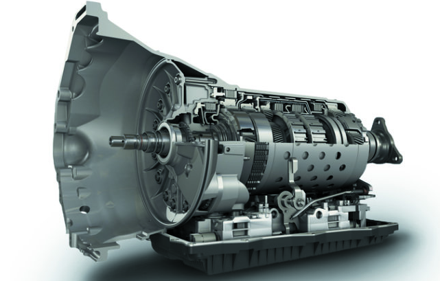 REVIEWED: Efficiency of Chrysler Group's 8 speed automatic transmission in Summit, NJ