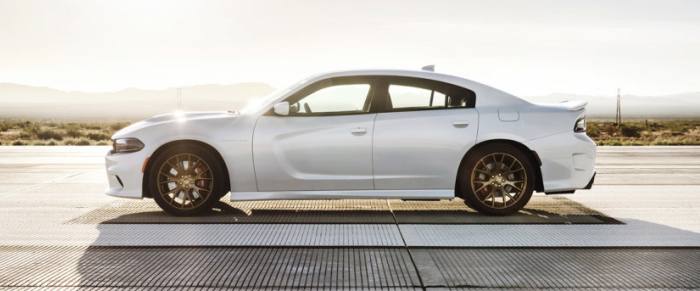 REVIEWED: Performance of the 2015 Dodge Charger Hellcat