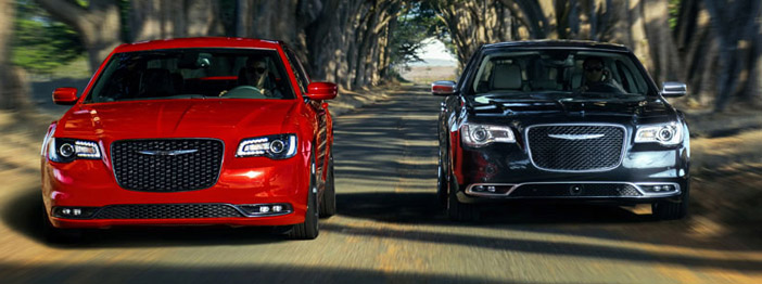 2015 Chrysler 300 Offers Performance and Efficiency