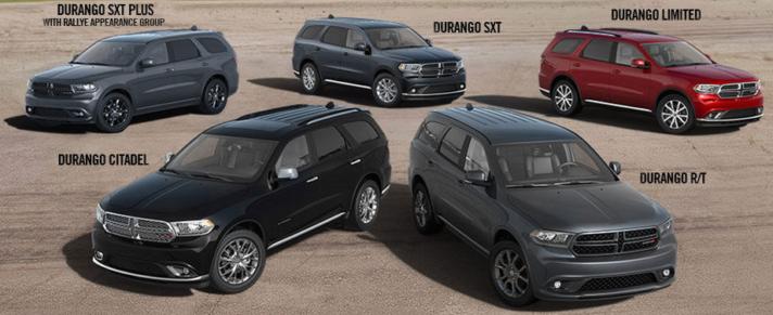 2015 Dodge Durango Near East Hanover NJ