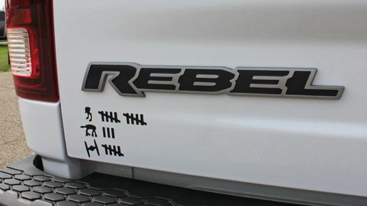 Ram 1500 Rebel Star Wars Edition NJ