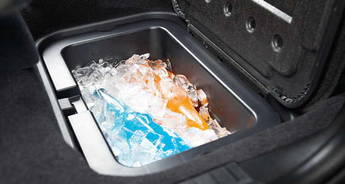 2015 Dodge Journey In Floor Cooler for TailGates NJ