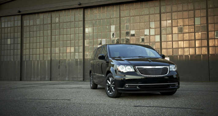 2015 Chrysler Town and Country Summit NJ