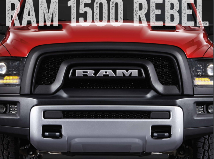 Ram 1500 Rebel Central New Jersey