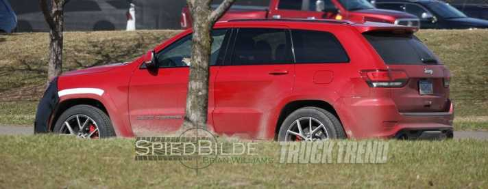 Jeep Cherokee Hellcat Coming Your Way 3
