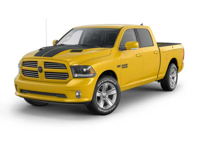 2016 Ram 1500 Sport Stinger Yellow Edition NJ
