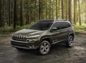2016 Jeep Cherokee 75th Anniversary Edition NJ