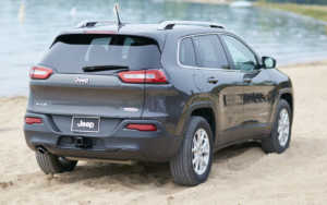 2016 Jeep Cherokee Union County