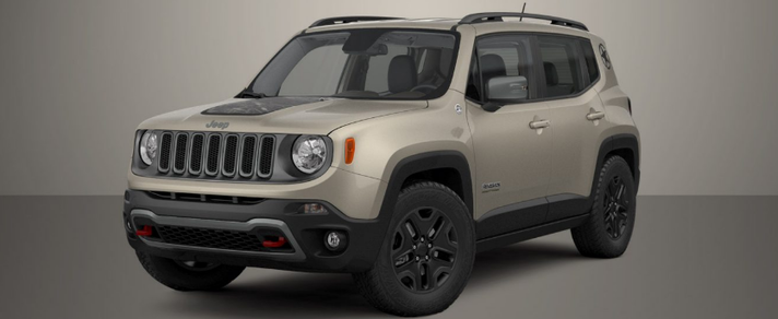 2017 Jeep Renegade Deserthawk NJ