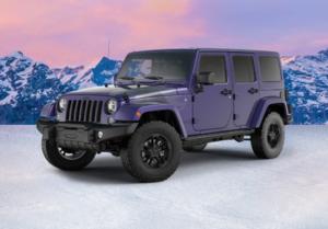 2017 Jeep Wrangler Winter NJ