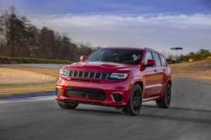 2018 Jeep Grand Cherokee Trackhawk Summit NJ