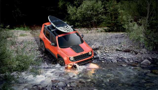 Jeep Renegade Lease NJ