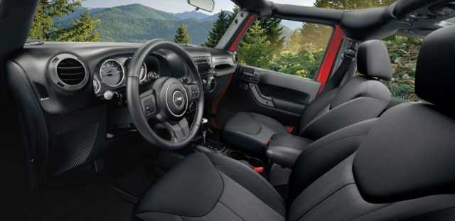 Jeep Wrangler Lease Deals NJ