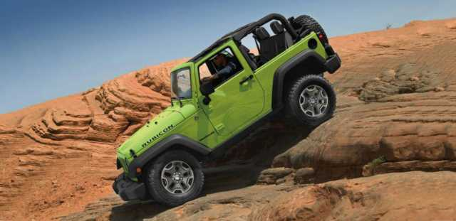 Jeep Wrangler Lease NJ