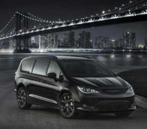 2018 Chrysler Pacifica Union County NJ