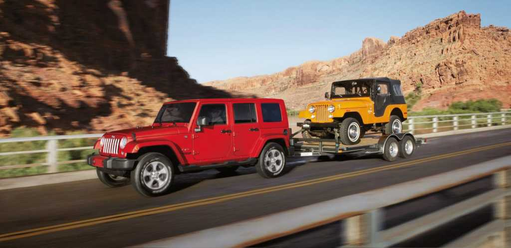 Jeep Wrangler Unlimited Lease NJ