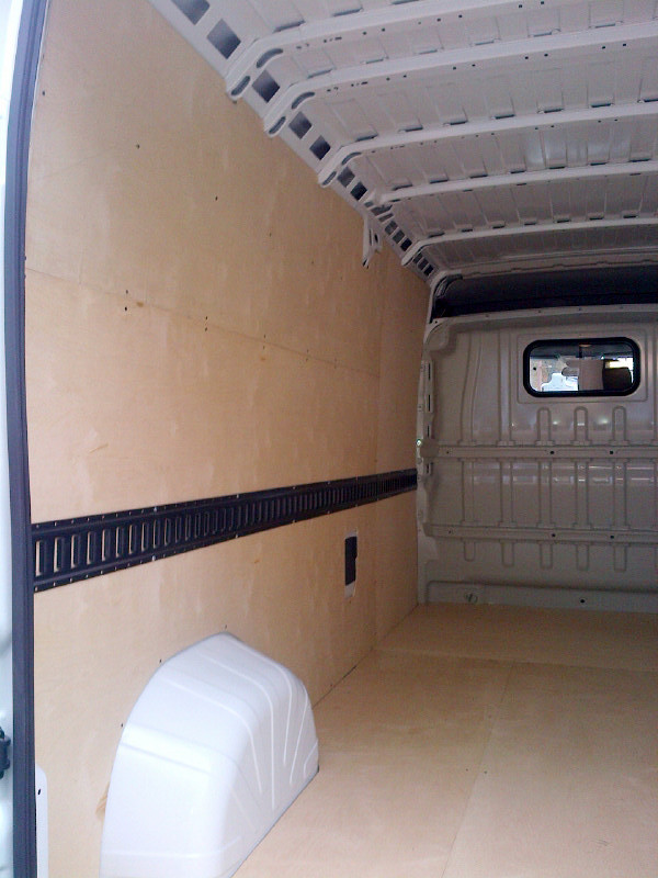 Ram ProMaster Contractor Utility Package NJ
