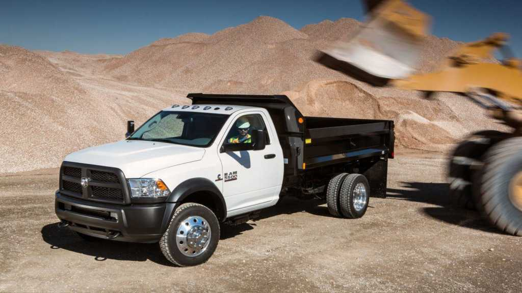 Ram 5500 Chassis Cab NJ