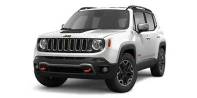 Photo of 2017 Jeep Renegade