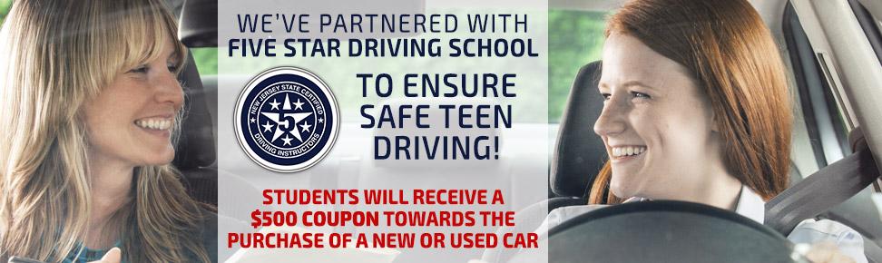 Five Star Driving School Summit Westfield NJ