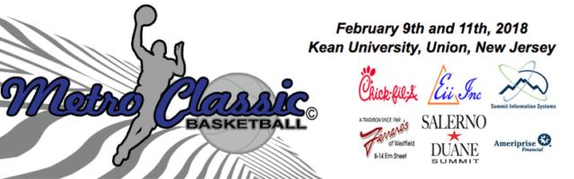 Metro Classic 2018 High School Basketball Showcase