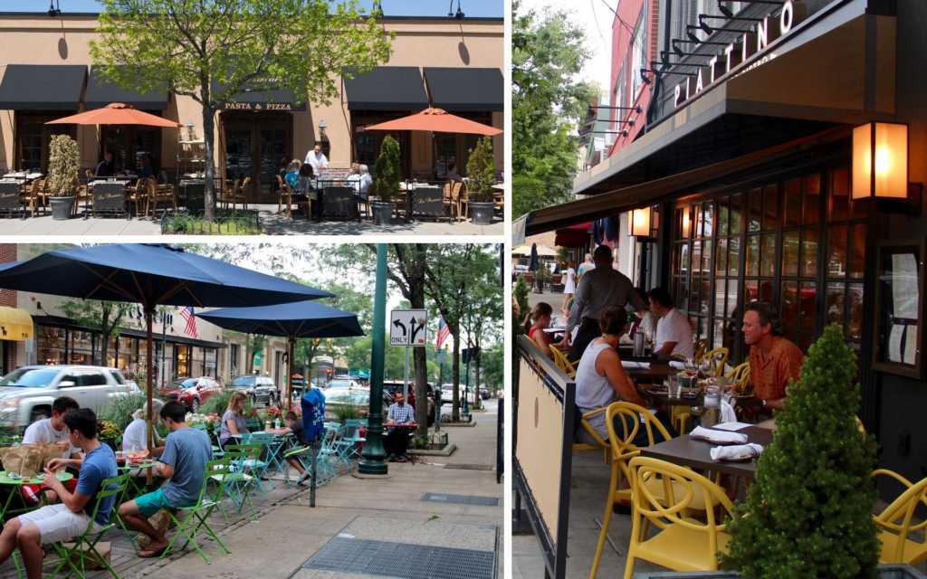 Summit downtown restaurants