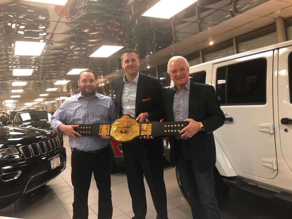 FCA Monthly Sales Growth Award
